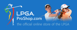 LPGA. ProShop.com the official online store of the LPGA